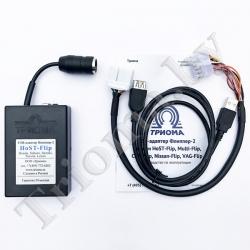 ТРИОМА Host-Flip - USB MP3 адаптер для Acura (тип 6+8)
